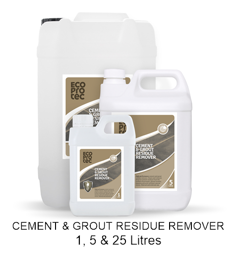 ECOPROTEC Cement & Grout Residue Remover