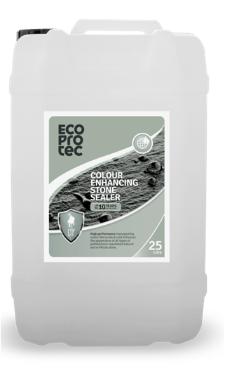 ECOPROTEC Colour Enhancing Stone Sealer 25ltr