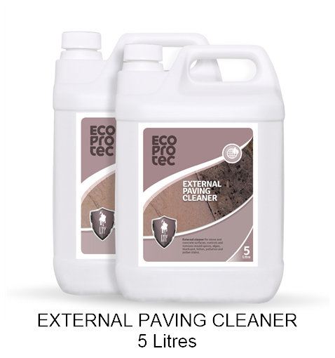 ECOPROTEC External Paving Cleaner