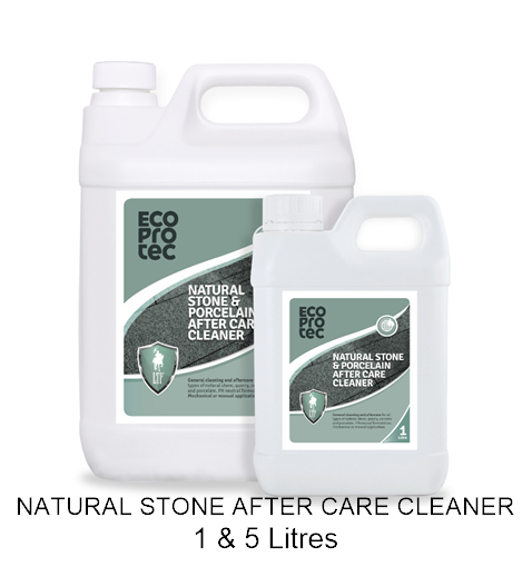 ECOPROTEC Natural Stone & Porcelain Aftercare Cleaner