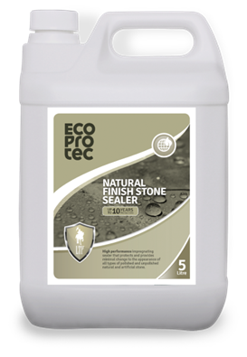 ECOPROTEC Natural Finish Stone Sealer 5 Litre