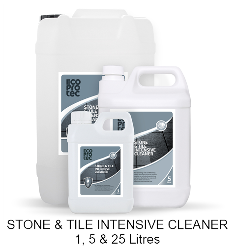 Stone & Tile Intensive Cleaner 1, 5 & 25 Litre