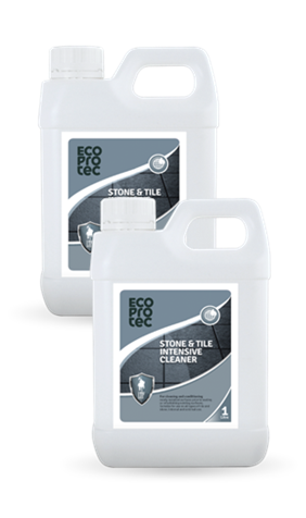 Stone & Tile Intensive Cleaner 1 Litre x2