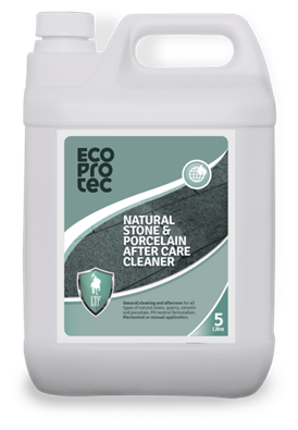 ECOPROTEC Natural Stone & Porcelain After Care Cleaner 5 Litre