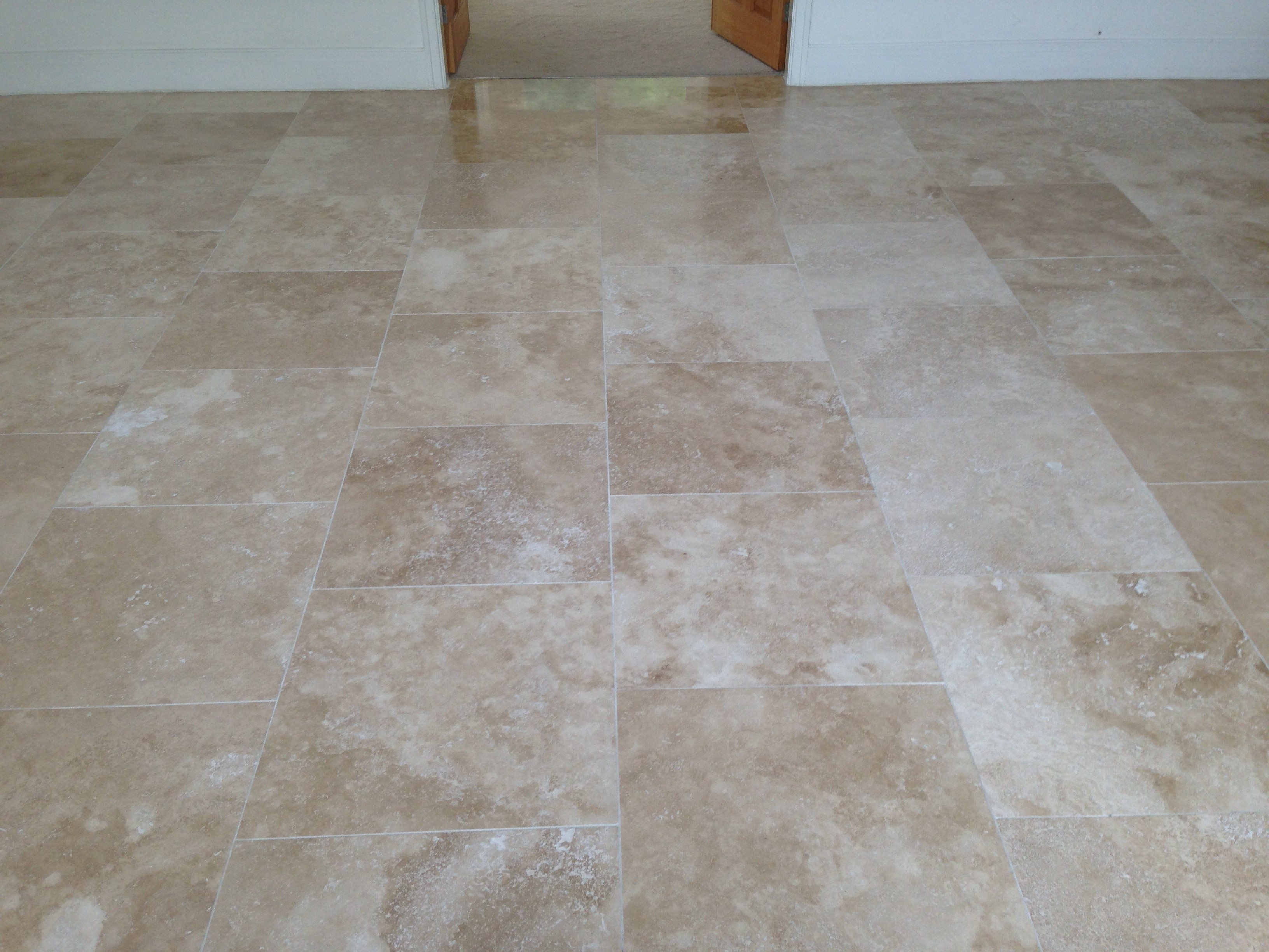 Travertine Floor Cleaning Amp Polishing Wilmslow