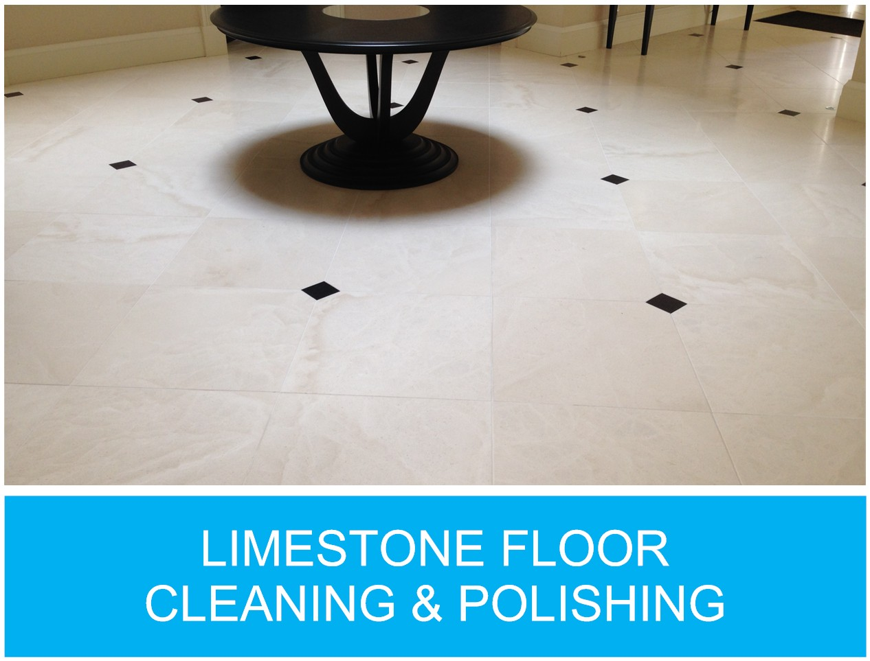 Limestone Cleaning Polishing