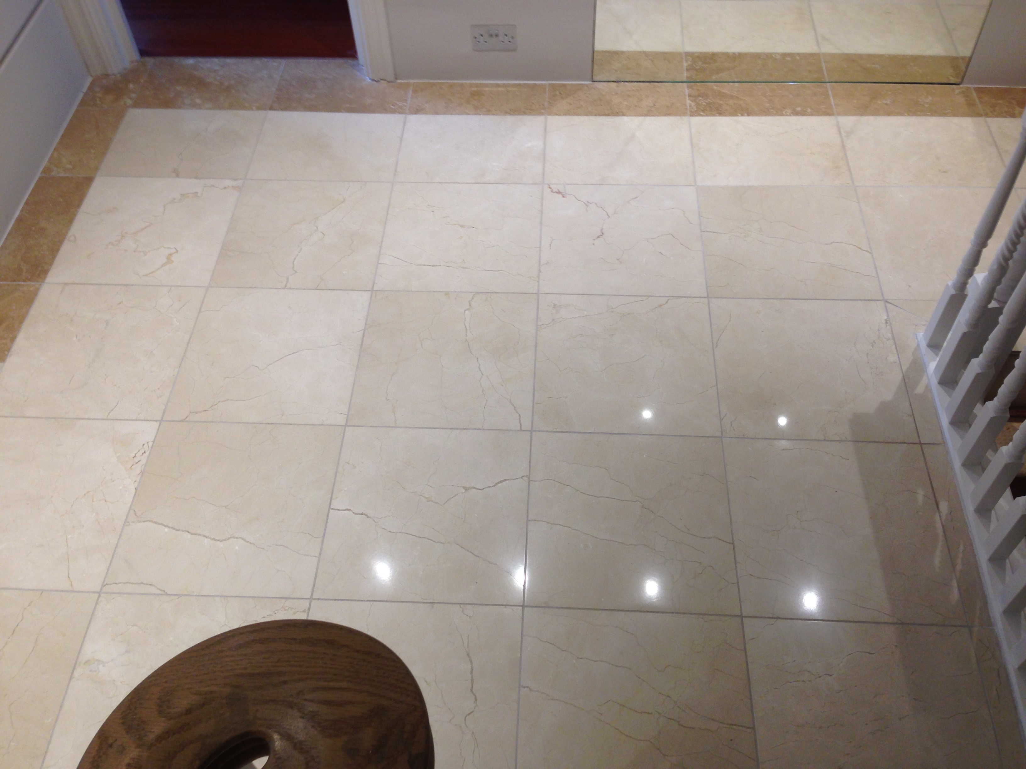 Absolute Stone Care Restoration Of Floors Deep Cleaning